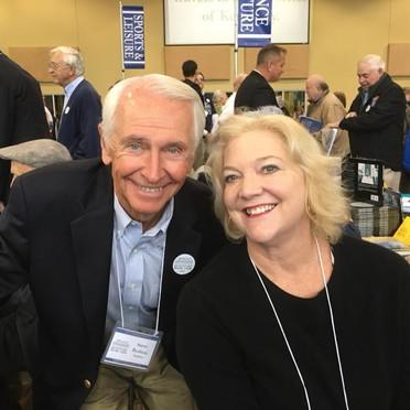 Governor Steve Beshear and Erin Chandler