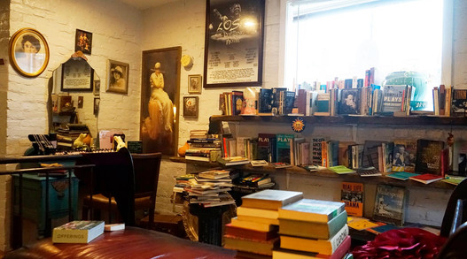 Rabbit House Books & Notions