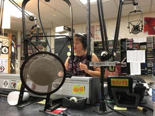 Emily Wilhoit WRFL Lexington Radio