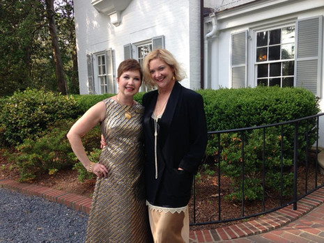 Kathryn Talton and Erin Chandler, Southe