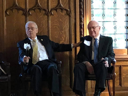 Kentucky Governors Patton and Carrol