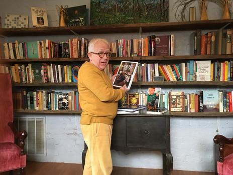 Leslie Jordan at Rabbit House Books & No