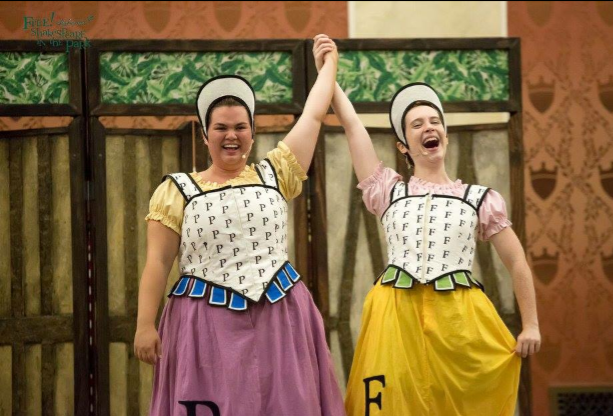 The Merry Wives of Windsor, Cincinnati S