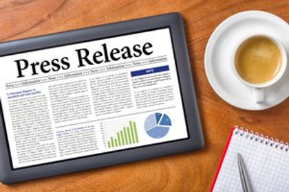 HBOT Press Release