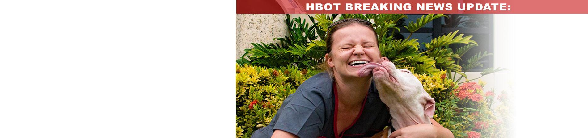 HBOT Breaking News