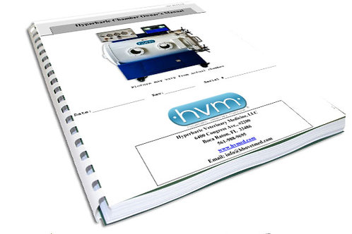 HVM3200 Chamber User Manual - Digital Download