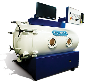 hvm's Model 3200 Veterinary Hyperbaric Chamber
