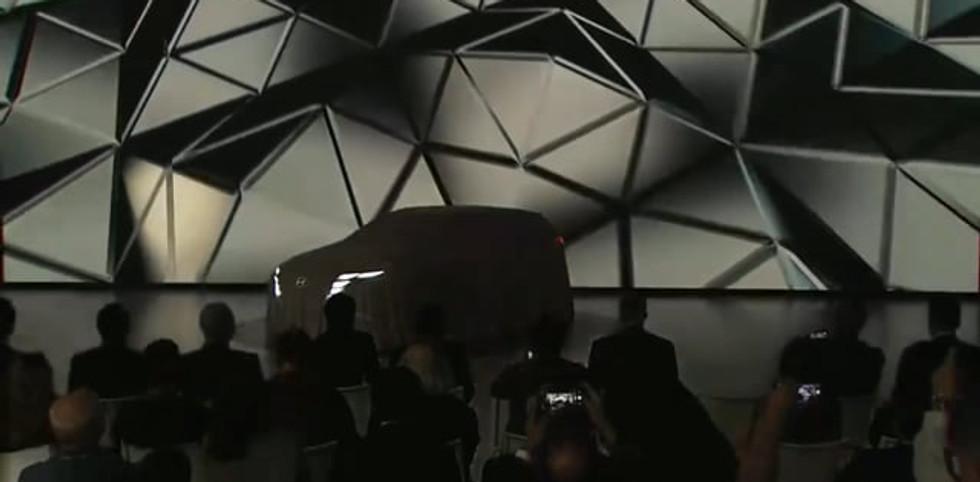 Hyundai - Vision T - Unveiling