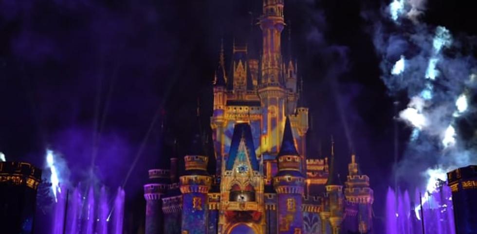 Disneyland Tokyo 35th Anniversary