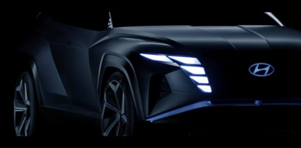 Hyundai - Vision T - Concept Car