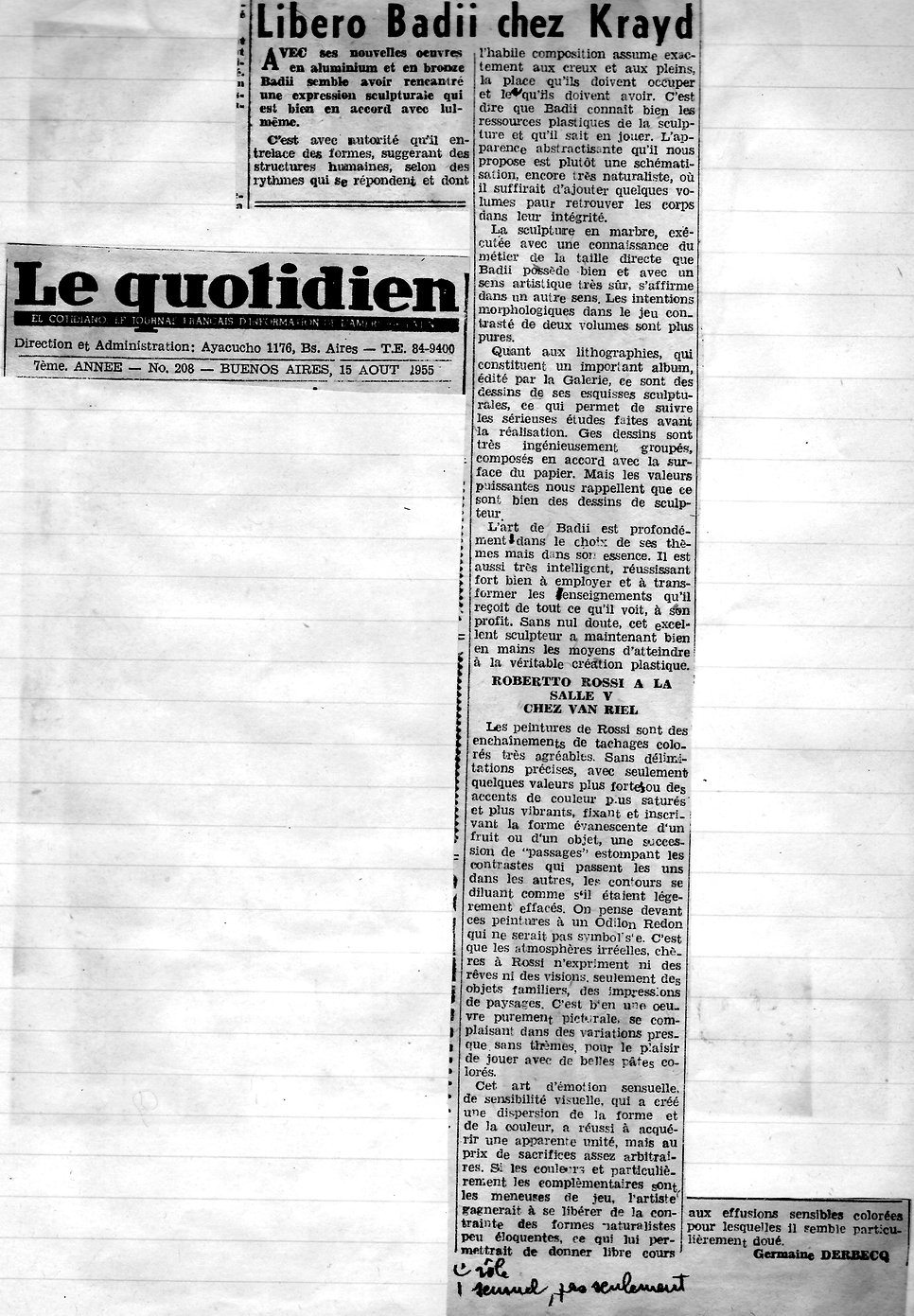 Le_Quotidien2_-_Libero_Badií_chez_Krayd.