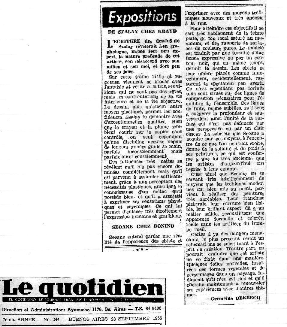 Le Quotidien - Szalay chez Krayd.jpg