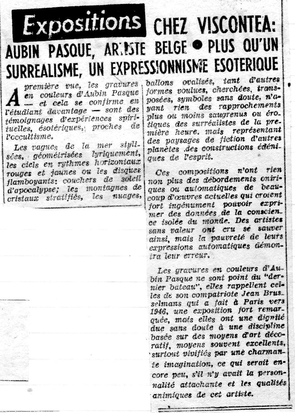 Le Quotidien2 - Chez Viscontea - Aubin P