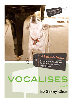 Sonny Chua: Vocalises Book 2