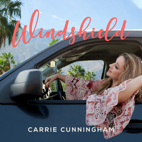 """CARRIE CUNNINGHAM RELEASES SEVENTH SINGLE FROM HER """"SHOWGIRL SERIES"""""""