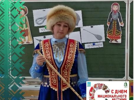 Национальный костюм - наследие Башкортостана