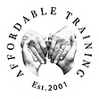 affordable training monochrome logo