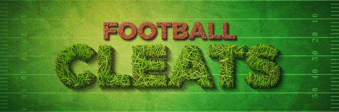 Football Cleat Valley Graphics