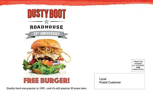 DustyBoot_20YrAnniversary_eddm_postcard_