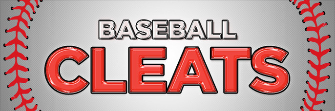 Baseball Cleat Valley Graphics