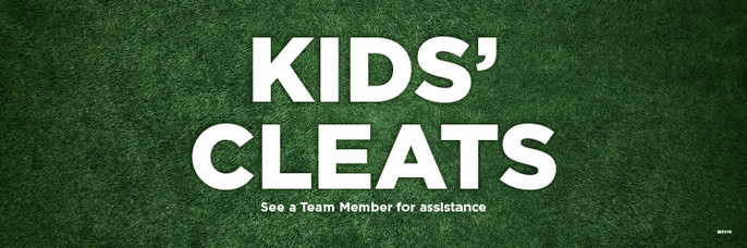 Kids' Cleat Valley Graphics