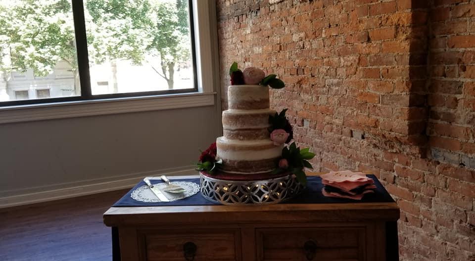 Rat Pak Cake Table