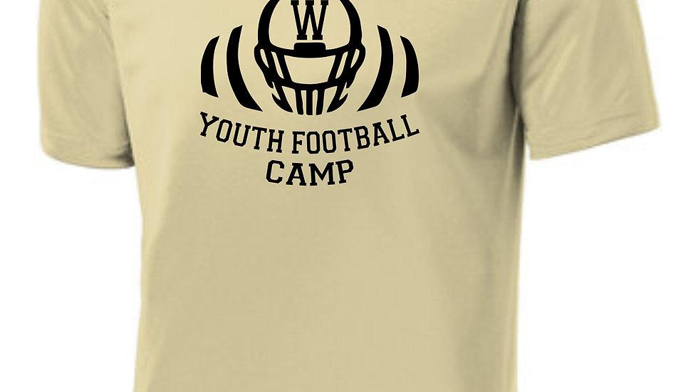 Youth Football Camp Shirt
