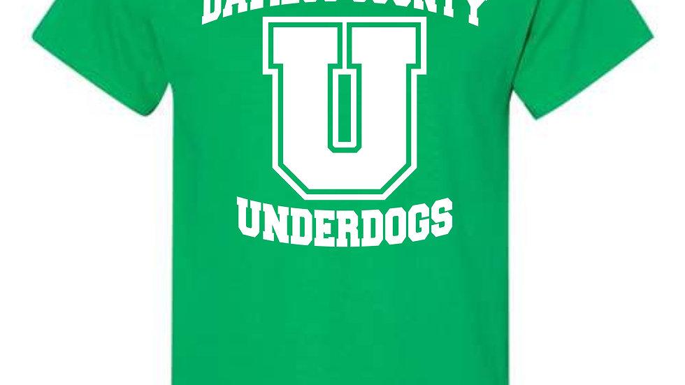 2021 DC Underdogs Shirt