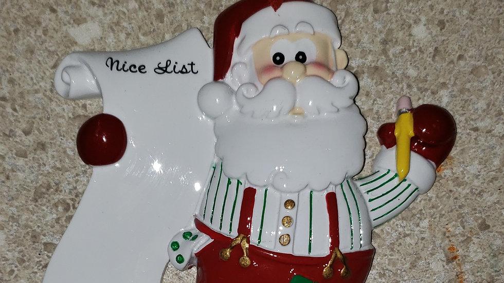 Santas Nice List