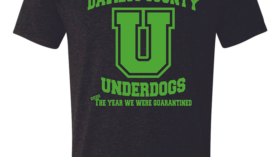 2020 DC Underdogs Shirt