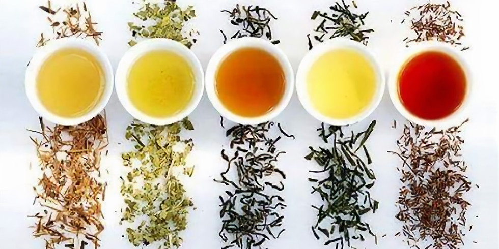 HERBAL TEA SOUND HEALING