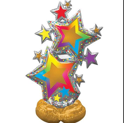 55 inch Stars Airloonz