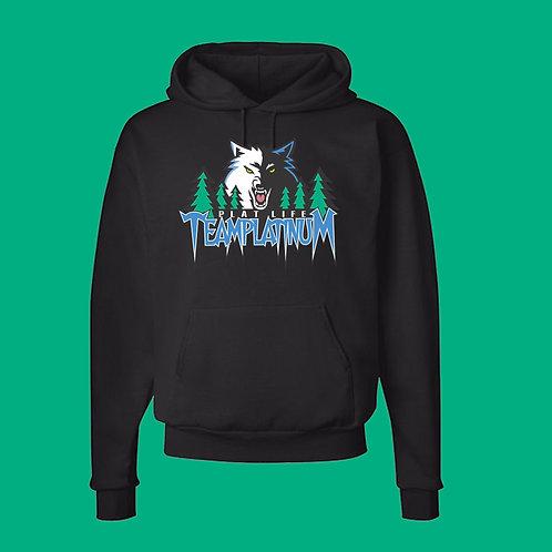 Team Platinum Hoodie (Pre-Orders Close 1/31/21)