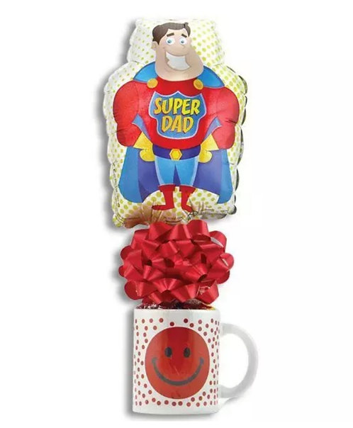 Father's Day Candy Cup (Smile)
