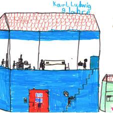 Karl Ludwig, 9 Jahre