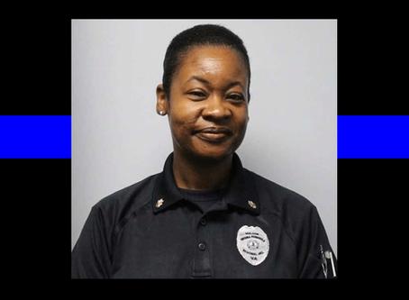 EOW: Major Angelanette Moore, Virginia Peninsula Regional Jail - January 23, 2020
