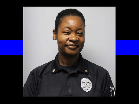 EOW: Major Angelanette Moore, Virginia Peninsula Regional Jail - January 23, 2020
