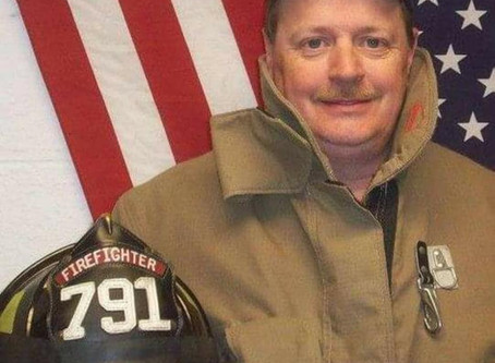 Longtime Smyth County volunteer firefighter dies while on the scene of a house fire in Marion, Va.