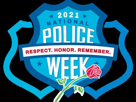 National Police Week 2021
