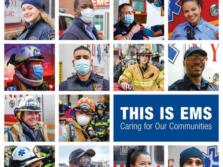 EMS Week in Virginia Recognizes EMS Providers' Dedication to Saving Lives