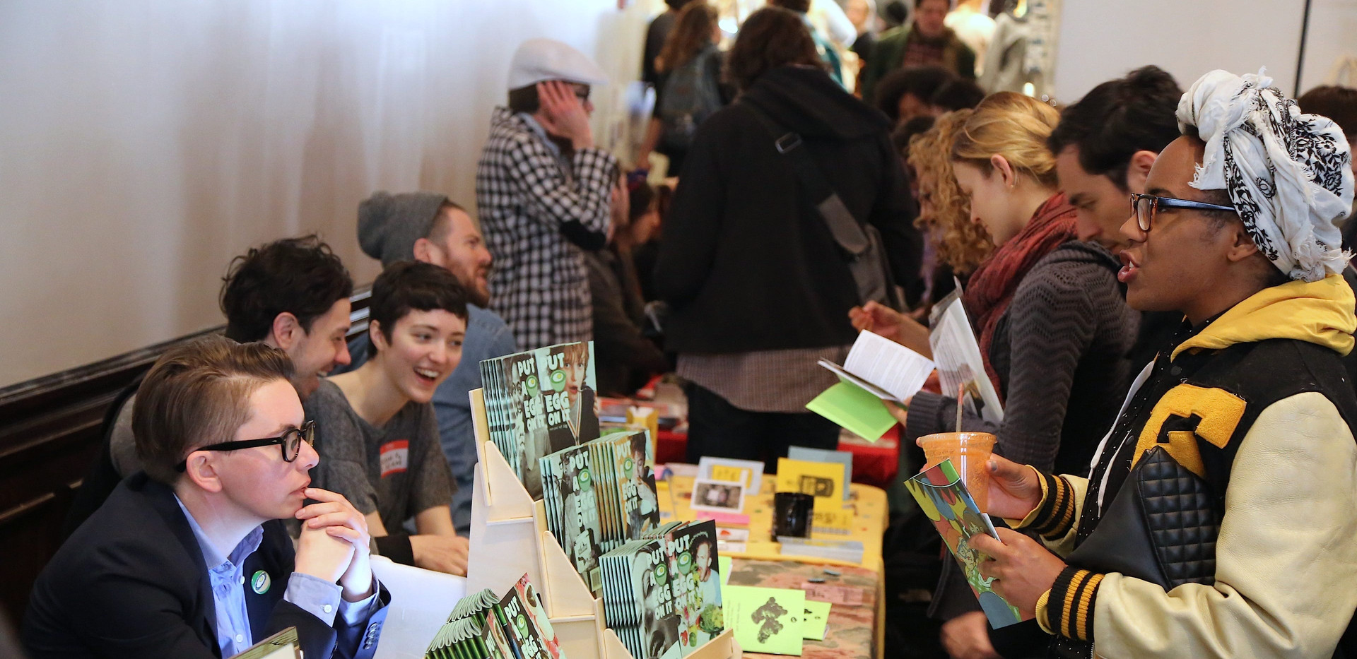 Zine Festival in NY