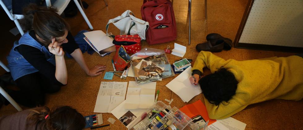 Art Making at Bennington College