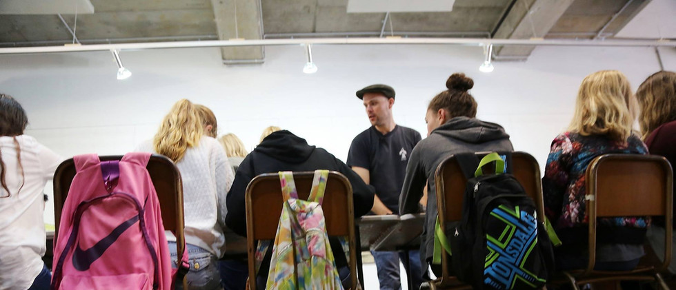 Non-Profit Art Classes