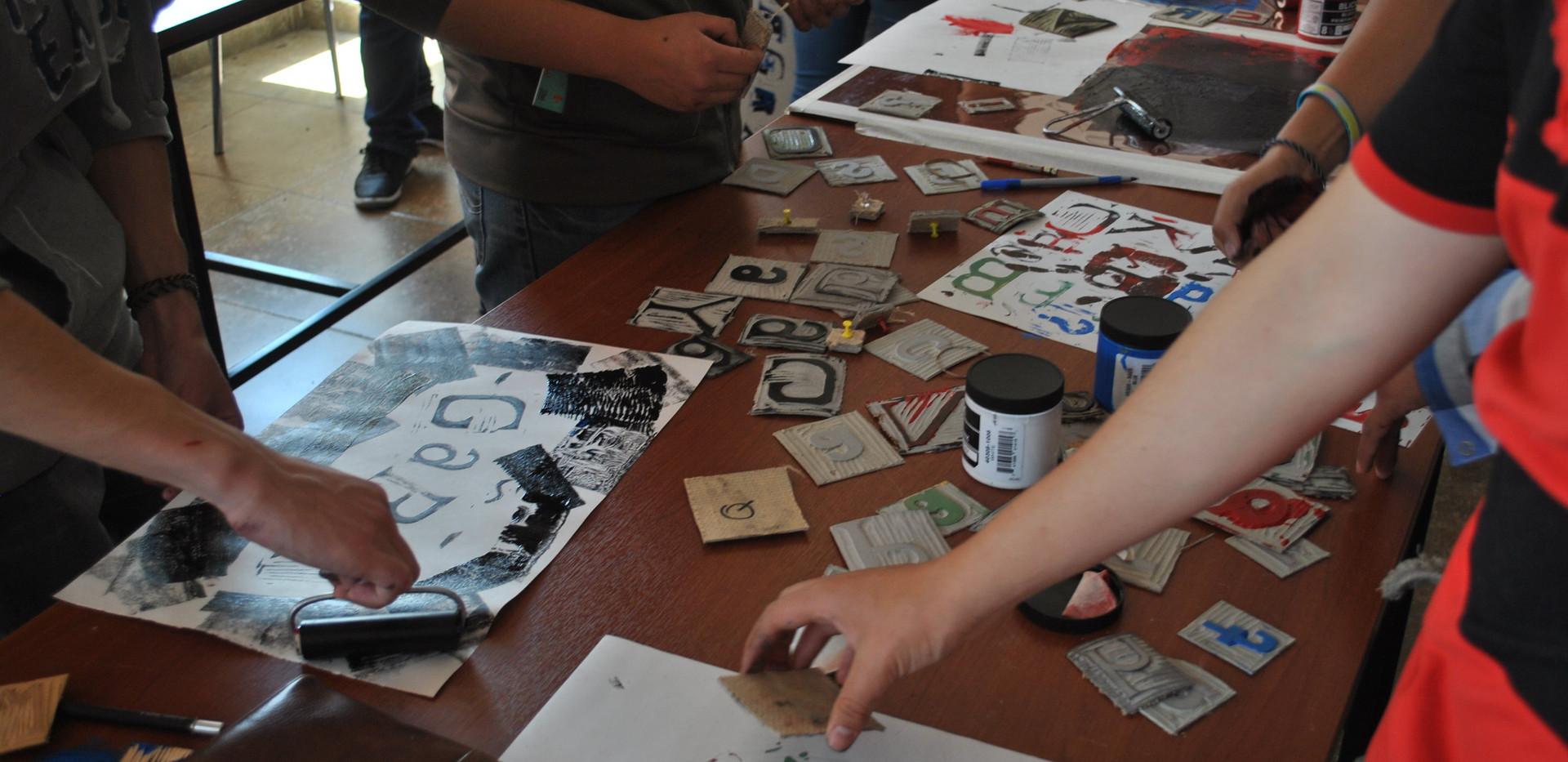 Unique Art Making Event