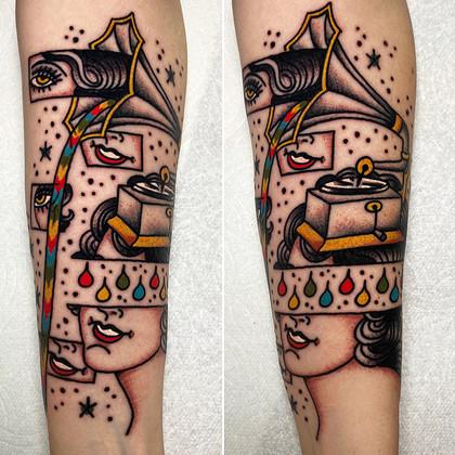 Albuquerque New Mexico Tattoos