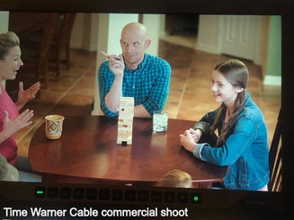 Time Warner Cable Commercial Shoot