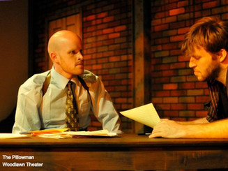 The Pillowman at The Woodlawn Theater