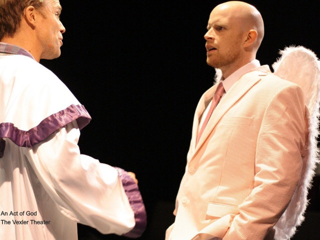 An Act of God at the Vexler Theater