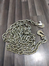 New Koch Industries Grade 70 Binder Chain, 3/8 in 16 ft