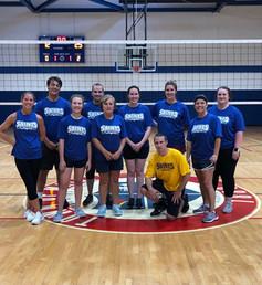 St. Matthew's Volleyball Team